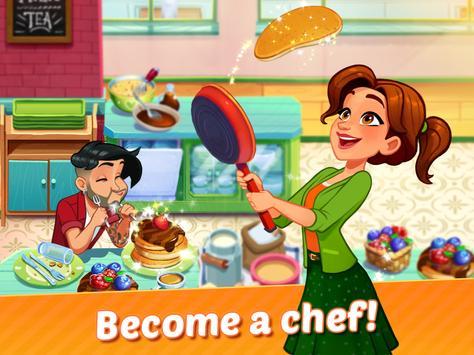 دانلود Delicious World – بازی آشپزی دنیای خوشمزه برای اندروید