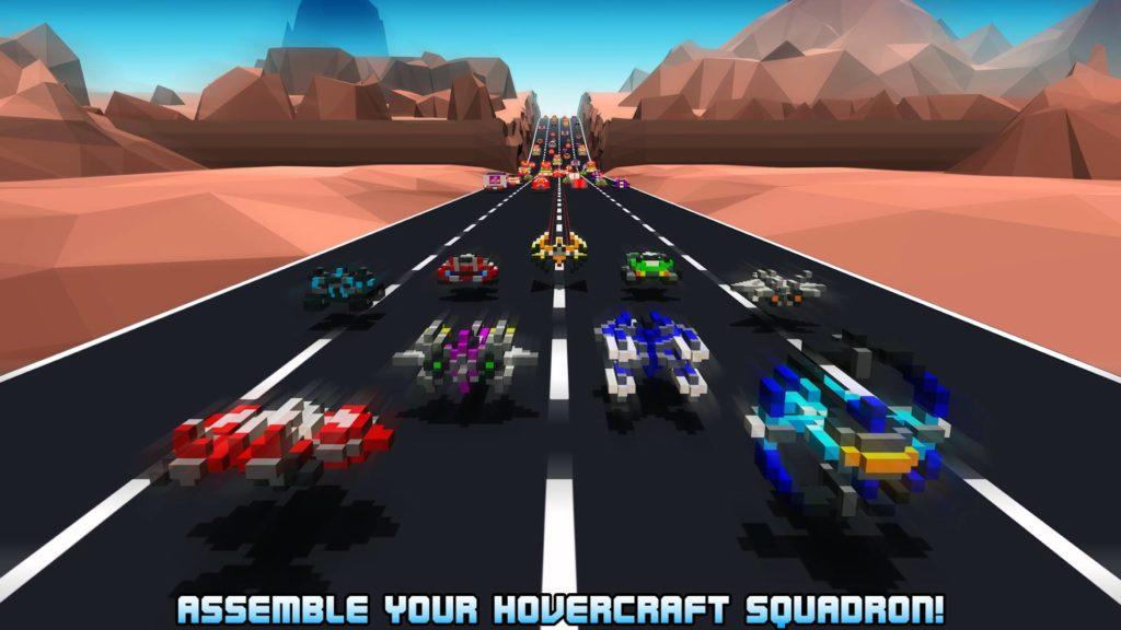 دانلود Hovercraft: Takedown – بازی هاورکرفت: نابودگر برای اندروید + مود