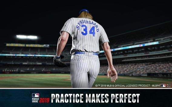 دانلود MLB Perfect Inning 2019 – بازی لیگ بیسبال برای اندروید