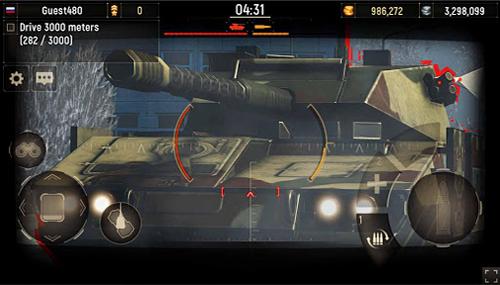 دانلود Metal Force: PvP Car Shooter - بازی نیروی آهنین برای اندروید