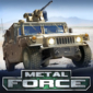 Metal Force PvP Car Shooter