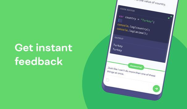 دانلود Mimo – اپلیکیشن یادگیری زبان های برنامهنویسی میمو برای اندروید