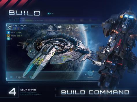 دانلود Nova Empire – بازی استراتژیک امپراطوری ستارگان برای اندروید
