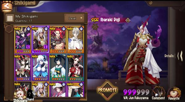دانلود Onmyoji - بازی نقش آفرینی اونمیوجی برای اندروید