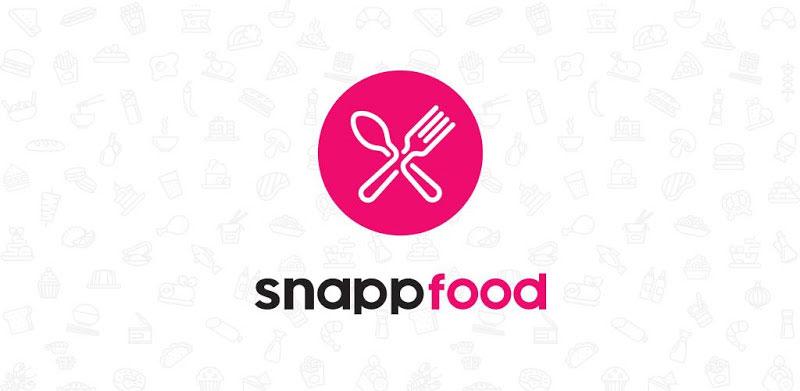 دانلود اسنپ فود SnappFood - اپلیکیشن سفارش آنلاین غذا برای اندروید