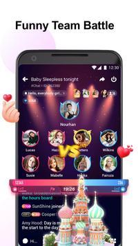 دانلود Waka - Group Voice Chat – اپلیکیشن چت صوتی واکا برای اندروید