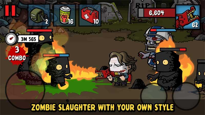 دانلود Zombie Age 3 - عصر زامبی 3 برای اندروید + مود