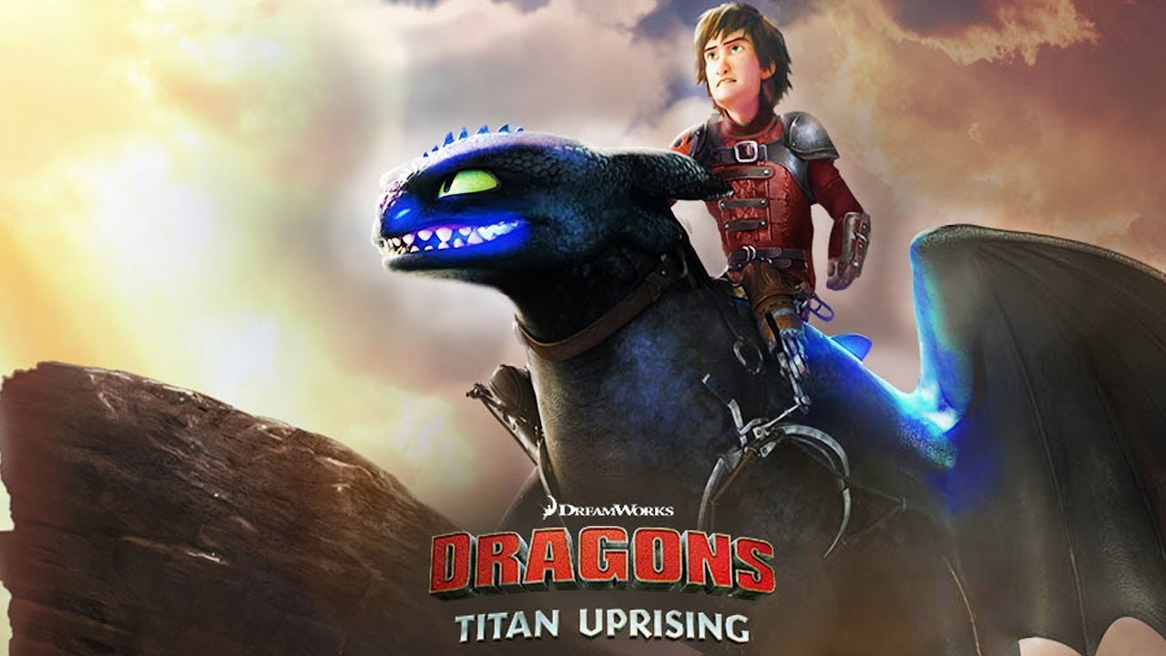 Dragons-Titan Uprising