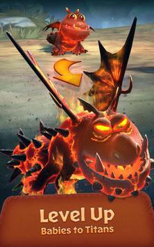 دانلود Dragons: Titan Uprising – بازی اژدها: قیام تایتان برای اندروید