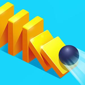 دانلود Rolling Domino 1.0.4 – بازی شلیک به دومینو برای اندروید