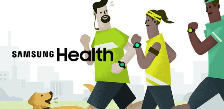 دانلود Samsung Health - اپلیکیشن تناسب اندام سامسونگ برای اندروید