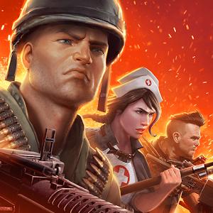 دانلود World War Rising 4.5.18.44 – بازی طلوع جنگ جهانی برای اندروید