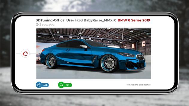 دانلود 3DTuning – بازی شبیه ساز تیونینگ سه بعدی خودرو برای اندروید