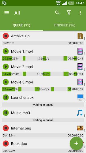 دانلود Advanced Download Manager Pro - اپلیکیشن مدیریت دانلود اندروید
