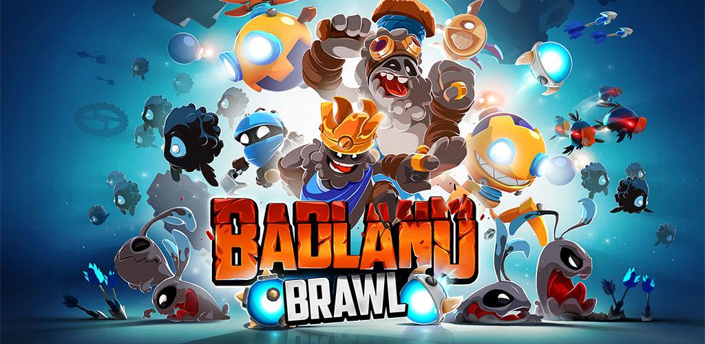 دانلود Badland Brawl - بازی جدال بدلند برای اندروید