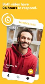 دانلود Bumble - اپلیکیشن دوستیابی بامبل اندروید