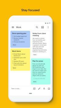 دانلود Google Keep – اپلیکیشن یادداشت برداری گوگل کیپ برای اندروید