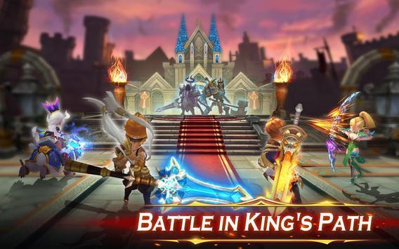 دانلود Pocket Knights 2 – بازی نقش آفرینی شوالیه های جیبی 2 برای اندروید