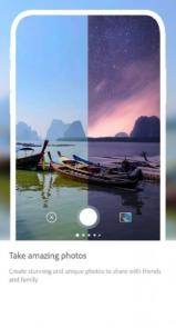 دانلود Adobe Photoshop Camera – اپلیکیشن دوربین فتوشاپ ادوبی برای اندروید