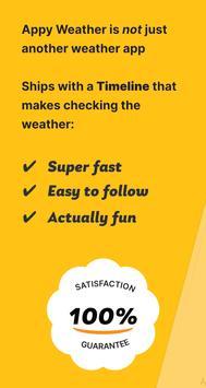 دانلود Appy Weather – اپلیکیشن هواشناسی اپی برای اندروید