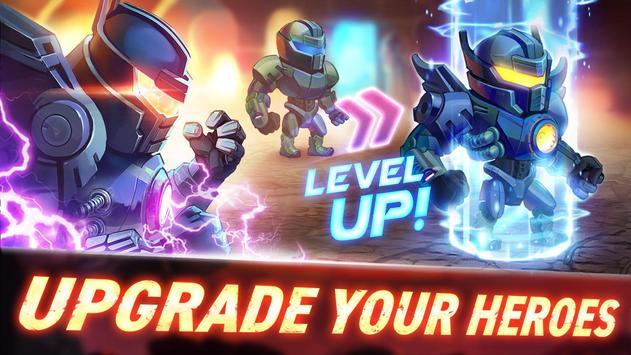دانلود Battle Arena – بازی نقش آفرینی عرصه نبرد برای اندروید
