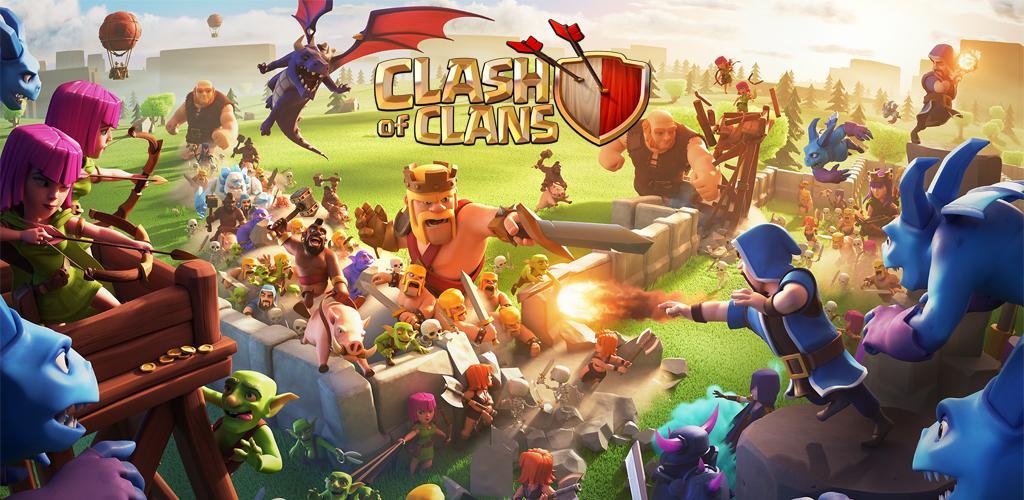 دانلود Clash of Clans - جدیدترین نسخه کلش آف کلنز اندروید