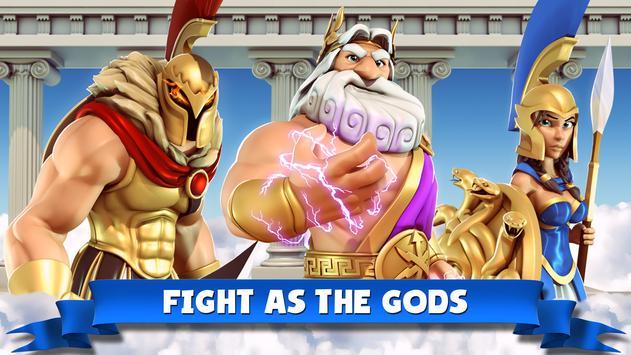 دانلود Gods of Olympus – بازی استراتژیک خدایان المپیوس برای اندروید