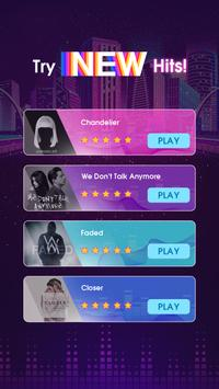 دانلود Hop Ball 3D – بازی موزیکال پرش با توپ برای اندروید