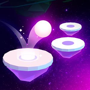 دانلود Hop Ball 3D 1.5.0 – بازی موزیکال پرش با توپ برای اندروید