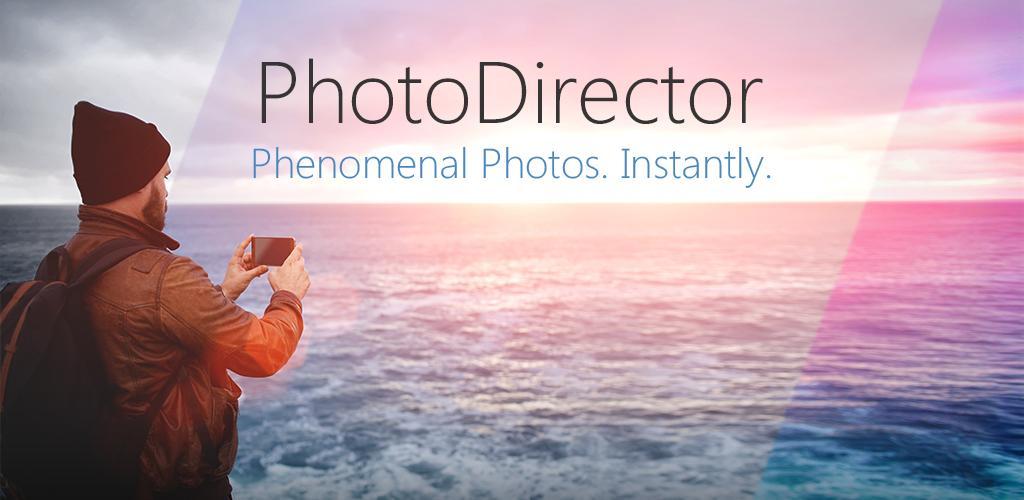 دانلود PhotoDirector - اپلیکیشن ویرایشگر حرفه ای عکس اندروید