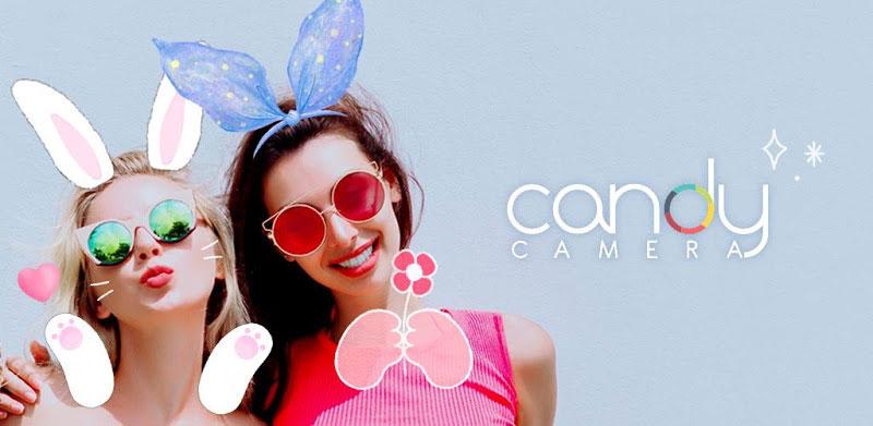 دانلود Candy Camera Full - اپلیکیشن کندی کمرا برای اندروید