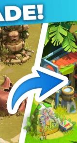 بازی اندروید Family Island