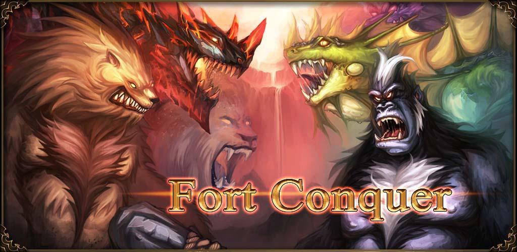 دانلود Fort Conquer 1.2.3 - بازی فاتح قلعه برای اندروید