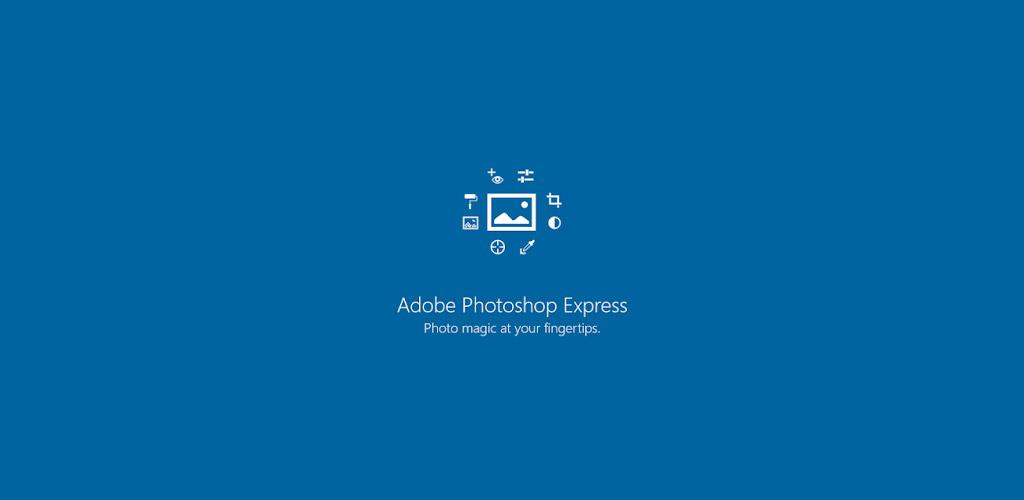 دانلود Adobe Photoshop Express 6.4.597 - اپلیکیشن فتوشاپ برای اندروید