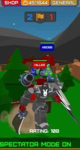 بازی اندروید Armored Squad
