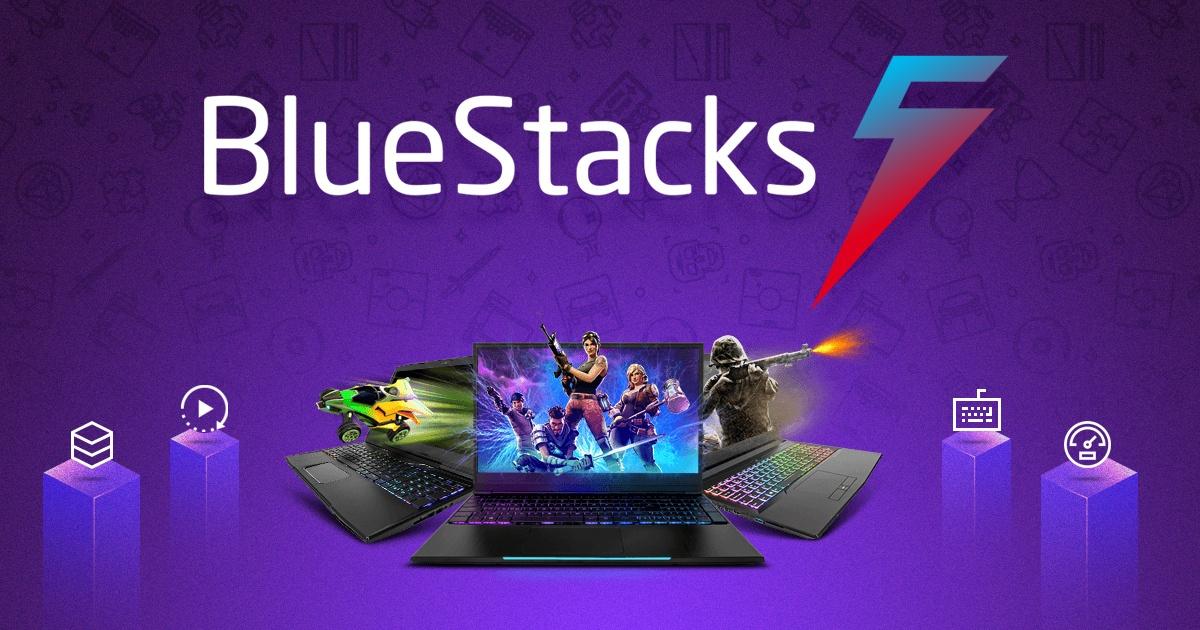 دانلود BlueStacks - نرم افزار بلواستکس برای ویندوز