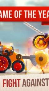 بازی اندروید CATS Crash Arena