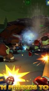 بازی اندروید Call of Mini Zombies 2