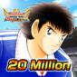 دانلود Captain Tsubasa: Dream Team 2.14.0 - بازی فوتبالیست ها برای اندروید
