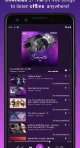 برنامه اندروید Free Music Player