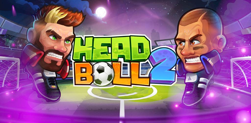 دانلود Head Ball 2 1.115 - بازی آنلاین فوتبال کله ای برای اندروید