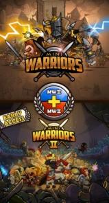 بازی اندروید Mini Warriors