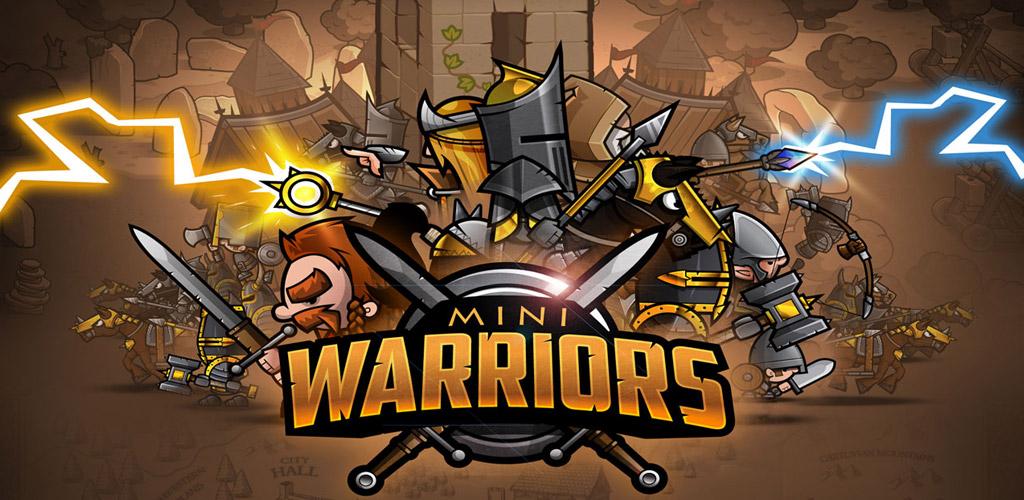 دانلود Mini Warriors 2.5.6 - بازی مبارزان کوچک برای اندروید