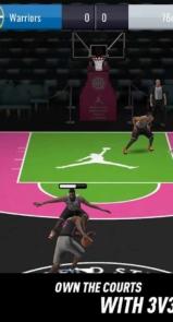 بازی اندروید NBA LIVE Mobile Basketball