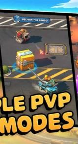 بازی اندروید Pico-Tanks