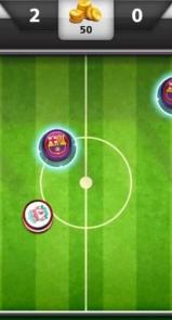 بازی اندروید Soccer-stars