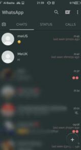 برنامه اندروید YOWhatsApp