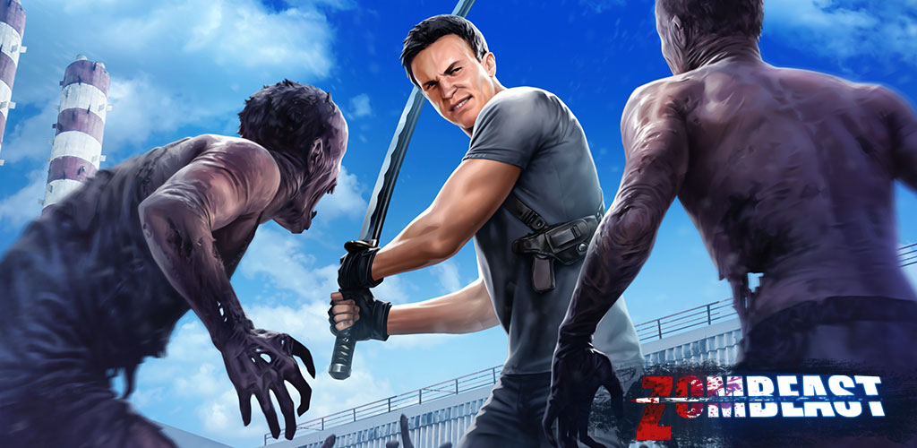 دانلود Zombeast: Survival Zombie Shooter - بازی زامبی تیرانداز اندروید + مود