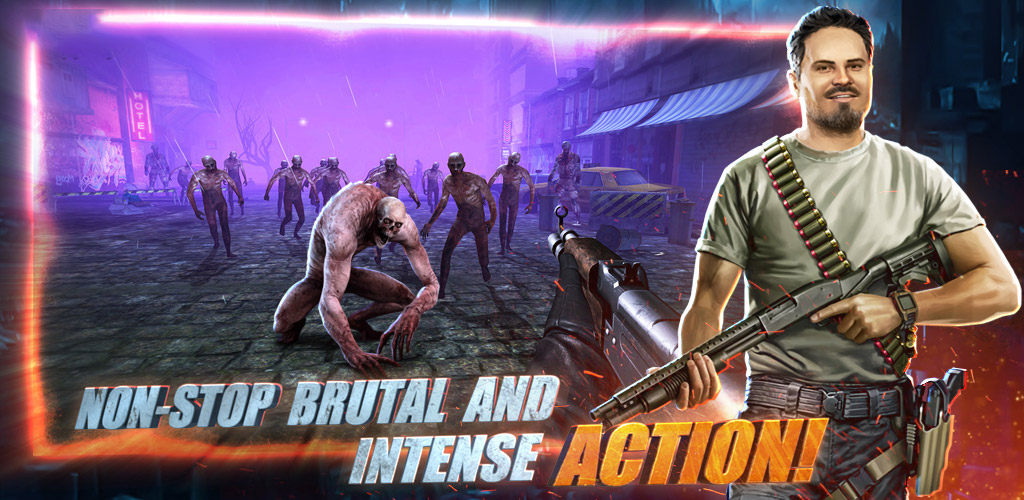 دانلود Zombeast: Survival Zombie Shooter 0.12.1 - بازی زامبی تیرانداز اندروید + مود