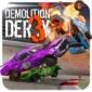 دانلود بازی Demolition Derby 3 برای اندروید